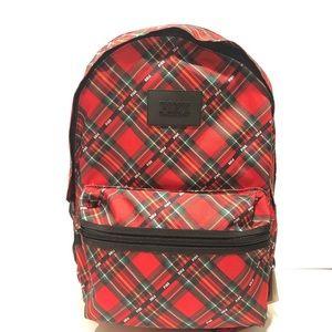 Victoria Secret PINK CAMPUS BackpackRED PLAID